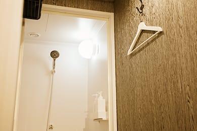 写真:シャワールーム
